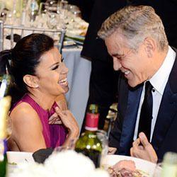 Wah, George Clooney Pernah Ajak Eva Longoria Jadi Selingkuhannya