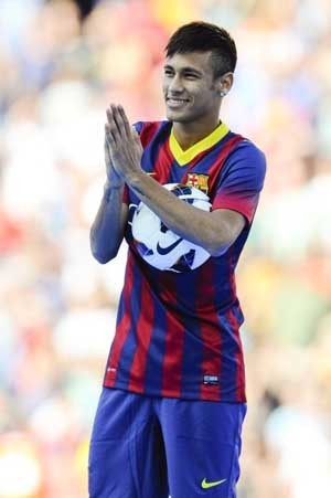 Nomor 11 Jadi Pilihan Neymar di Barcelona