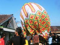 Balon Udara Tradisional, Wisata Unik Mudik di Wonosobo