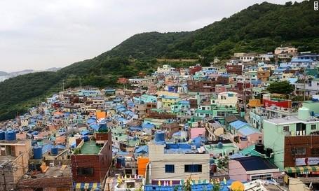 Inikah Desa Paling Nyeni di Asia?