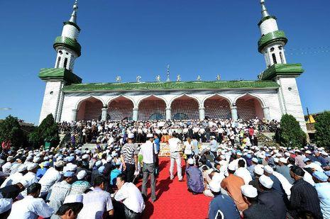 Idul Fitri Juga Dirayakan Meriah di China