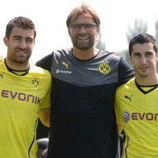 Pemain-pemain Baru Dortmund Puaskan Klopp