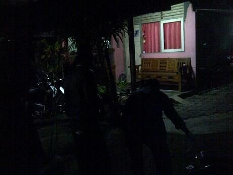 Tetangga Mengira Bunyi Tembakan ke Petugas LP Wirogunan Suara Petasan