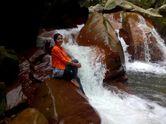 Wisata Seru di Curug Sewu Bogor