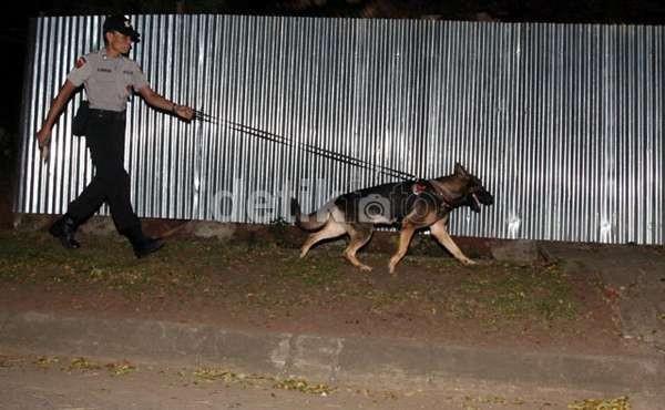 Polisi Temukan Motor Pelaku Penembakan di Pondok Aren di Margonda Depok