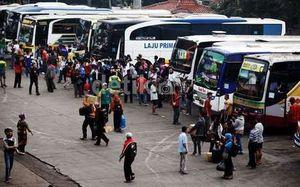 Jumlah Pemudik Lebaran yang Berkendaraan Pribadi Berkurang