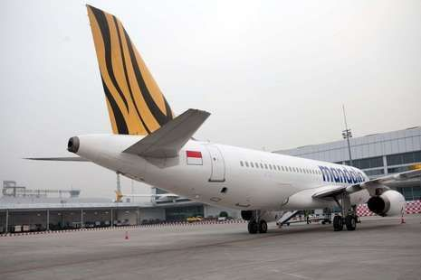 Promo Baru Tigerair Mandala, Bayar Tiket Setengah Harga!