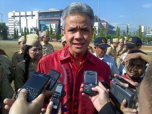 Ganjar Pranowo Undang Ahmad Dhani ke Pelantikan Gubernur Jateng