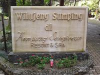 Kampung Sampireun, Favoritnya Wisata Keluarga di Garut