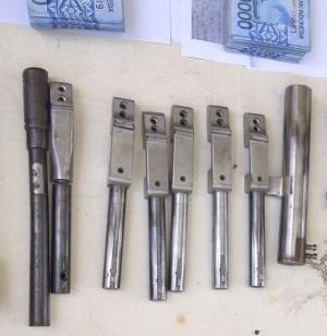 Perakit Senjata Api Ilegal di Cipacing Didanai Kimlay