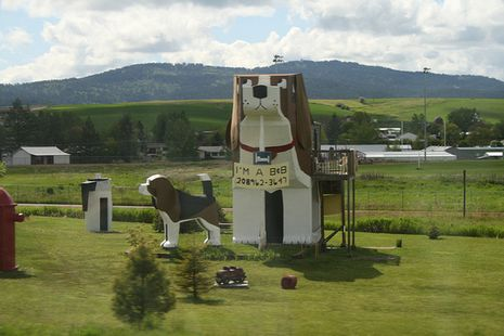 Dog Bark Park Inn, AS