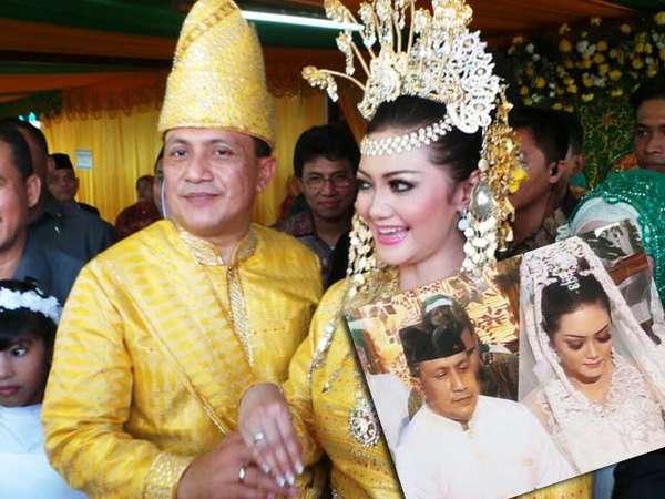Momen-Momen Terindah Pernikahan Bella Saphira