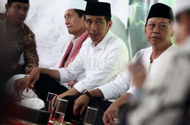 Soal Tuntutan Upah Rp 3,7 Juta, Jokowi: Buruh, Pakai Logika Sajalah