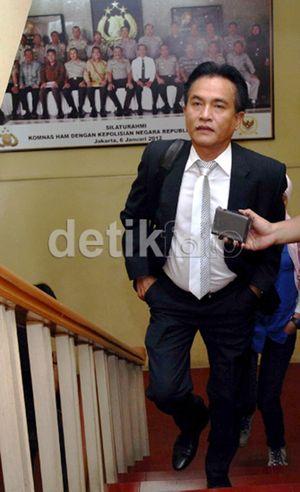 Ini Keterangan Yusril Saat Jadi Saksi Ahli Sidang Administrasi PK Susno