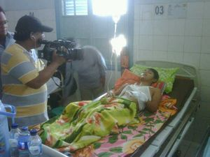 Ditusuk Pakai Golok, Remaja Korban Geng Motor XTC Kehilangan Ginjal