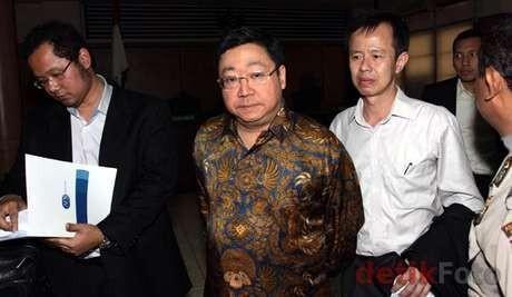Robert Tantular Mengaku Kaget Dana Bailout Century Jadi Rp 6,7 T