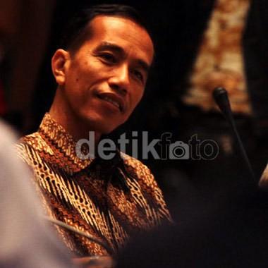 Survei SSSG: Elektabilitas Jokowi Tembus 45%