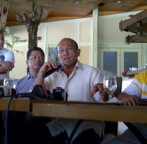 Ical Berambisi Jadi Presiden dan Wujudkan \Kabinet Indonesia\