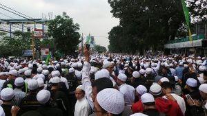 Duroh dan Bilkis Hilang Saat Ikut Mengantarkan Habib Munzir ke Pemakaman