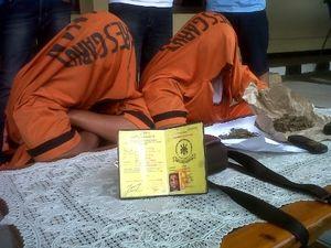 Aktivis LSM Ditangkap Polisi karena Edarkan Ganja