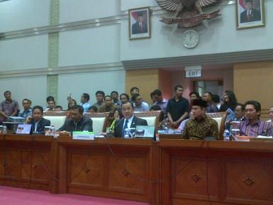 Hebohnya Pelantikan Ruhut Sitompul Jadi Ketua Komisi III DPR