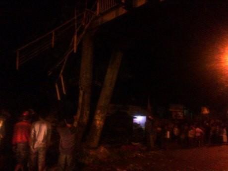 Warga Dengar Suara Takbir Saat Evakuasi Kecelakaan di Semarang