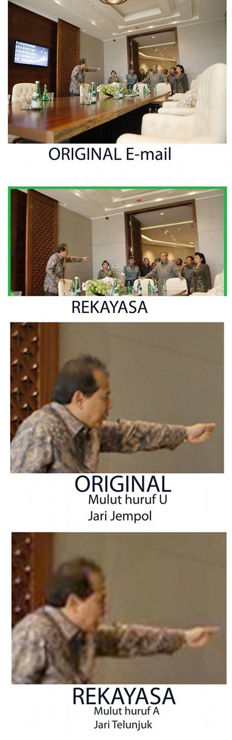 CT: Saya Orang yang Sangat Menghormati SBY Sebagai Pribadi dan Presiden