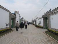 Sejak dulu, suku Hui memang dikenal sebagai penduduk asli China yang beragama Islam. Di kampung ini, ada sekitar 90 kepala keluarga tinggal (Putri/detikTravel)