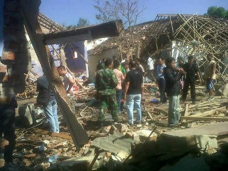 Ledakan Mercon di Rumah Anggota TNI, Menkopolhukam: 20 Rumah Rusak Parah