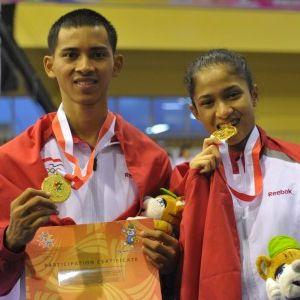 Indonesia Juara Umum Islamic Solidarity Games 2013