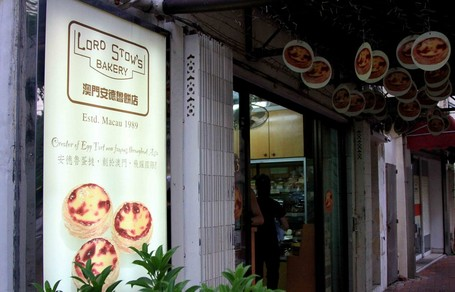 Ini Tempat Makan Portuguese Egg Tart Paling Enak di Macau
