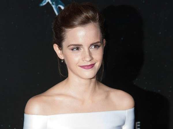 White Hot Emma Watson