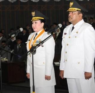 PDIP: Kalau Ratu Atut Terpidana, Rano Karno Jadi Gubernur Banten