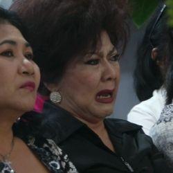Melihat Jenazah Diana, Rita Nasution Menangis Histeris