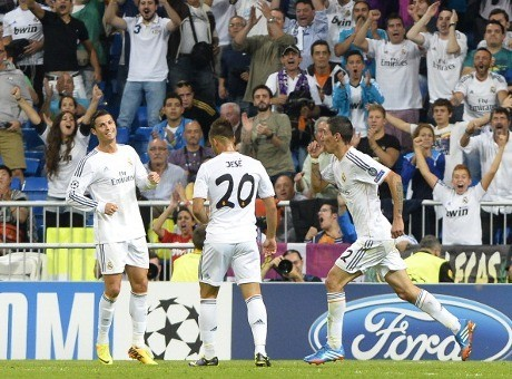 \Madrid Tak Perlu Main Bagus untuk Kalahkan Levante\