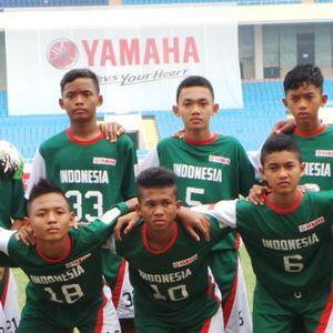 Imbang Lawan Vietnam Viettel, Garuda Red ke Semifinal