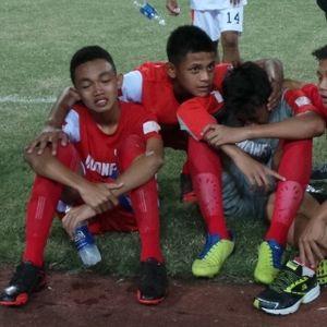 Garuda Red Runner-Up, Garuda White Peringkat Empat