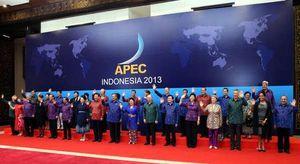 RRT Akui Puas Kepemimpinan Indonesia di APEC 2013