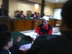 Tabrak Warga hingga Tewas, Sopir Rombongan FPI Didakwa Pasal Berlapis