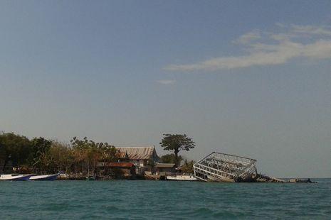 Ada 2 Pulau Surgawi di Pangkep, Sulsel