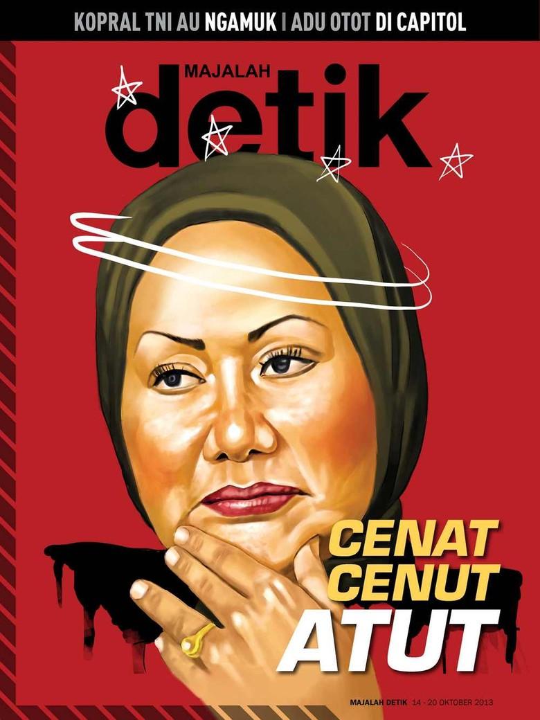 Ratu Atut Cenat-cenut
