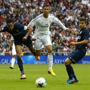 Madrid Taklukkan Malaga 2-0