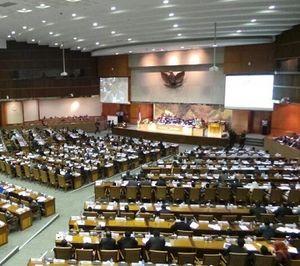 Paripurna DPR Gantung Nasib RUU Pilpres