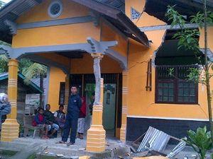 Gempa 5,4 SR Akibatkan 1 Warga Aceh Meninggal dan 4 Luka-luka