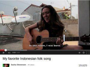 Kisah Sacha \How To Act Indonesian\ yang Mewek karena Iwan Fals