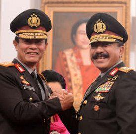 Jenderal Timur Minta Kapolri Sutarman Ungkap Kasus Penembakan Polisi