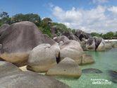 Belitung, dari Batu Raksasa Sampai Tarsius