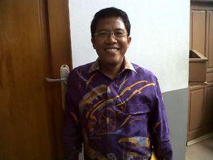 Usai Memberi Kesaksian di PN Jakarta Selatan, Misbakhun Peluk Benhan