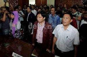 Gara-gara BBM, Ketua KPU Jawa Timur Diperingatkan DKPP