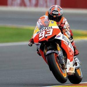 Marquez Rebut Pole, Lorenzo Start Kedua